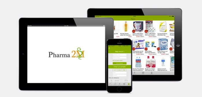 Application Pharma2M
