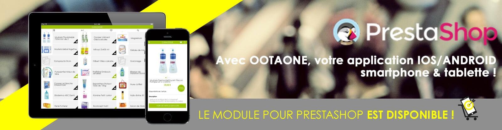 Ootaone m-commerce