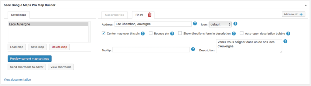5sec Google Maps Pro Map Builder