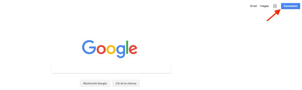 Google - Connexion