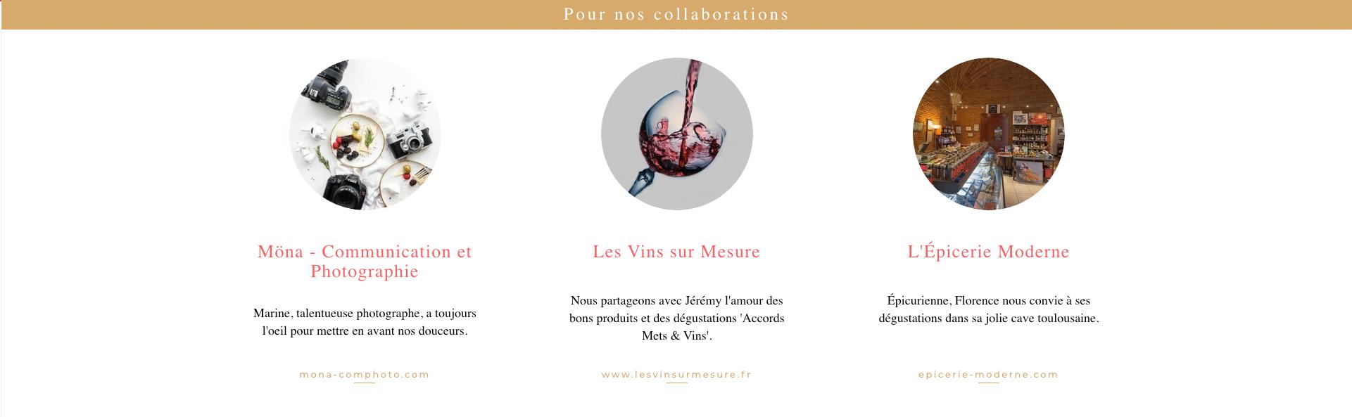 MAGDALA La Pâtisserie - TOULOUSE - Collaborateurs